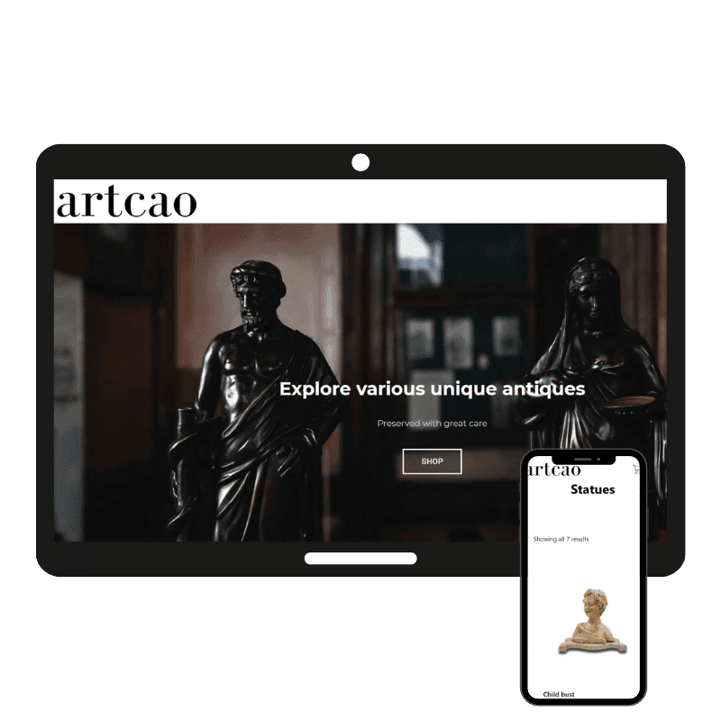 optimizare magazin online creare site servicii seo