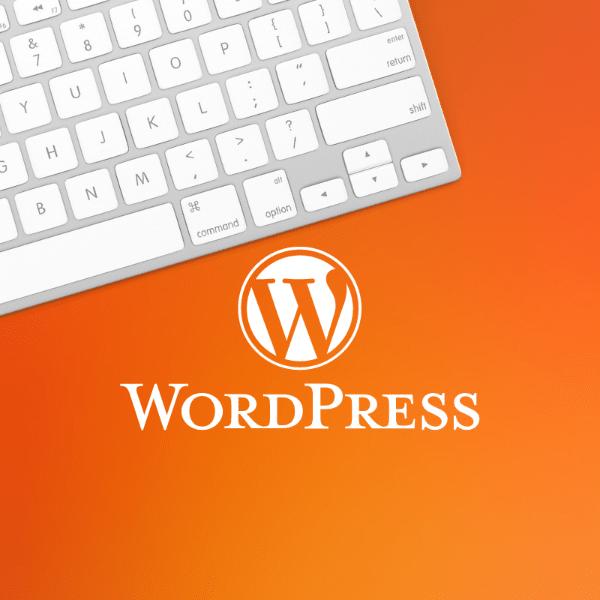 creare site in wordpress