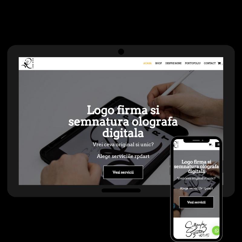 creare site